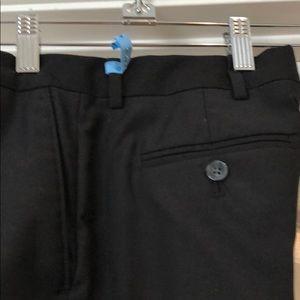 Nordstrom Bottoms - Nordstrom Kids black dress slacks  size 8